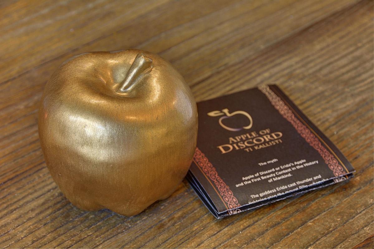 tha apple of discord pelion gastronomy greece