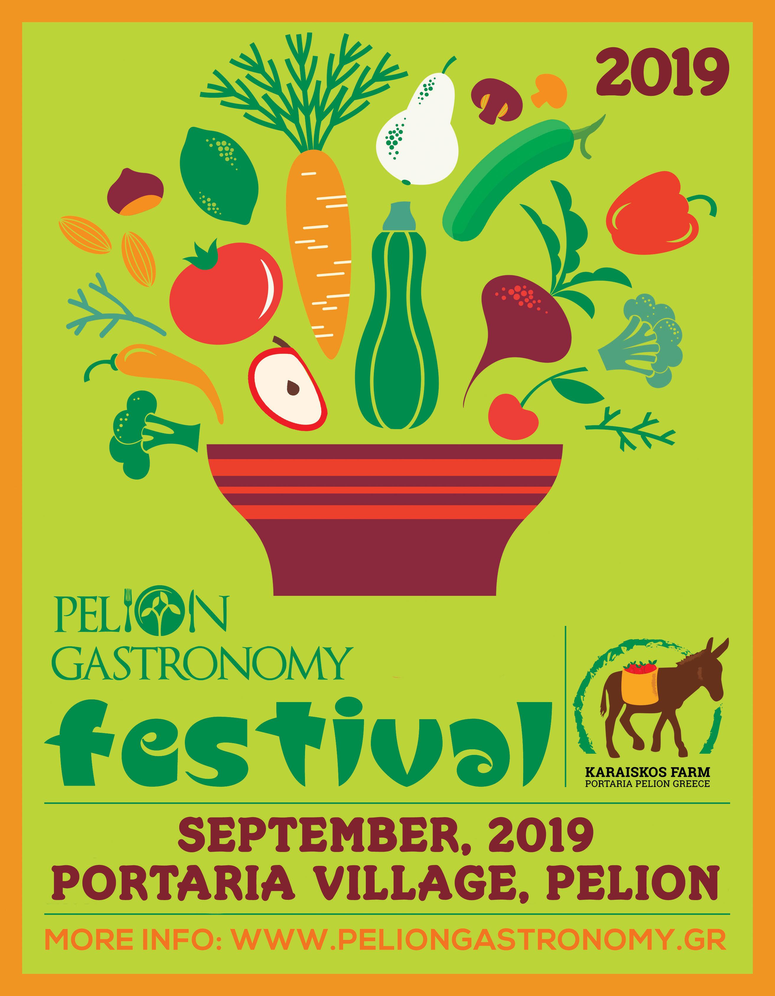 pelion festival final poster
