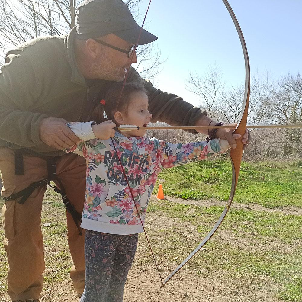 portaria greece pelion activities karaiskos farm archery